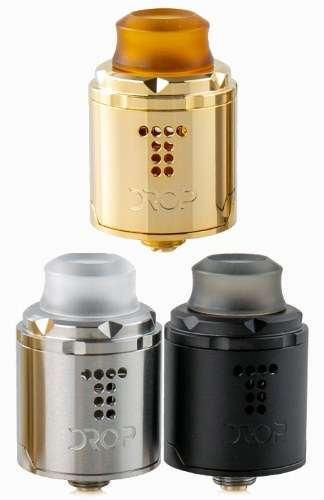 Design of the Drop Solo RDA