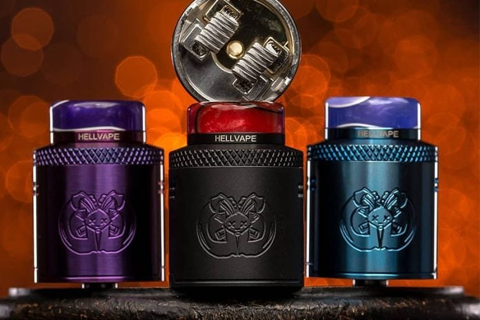 HellVape Drop Dread RDA thumbnail review