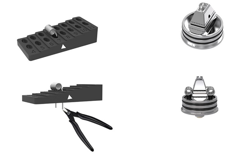 Dual Slotted Trapezoid Airflow(Single/Dual Coil Compatible)