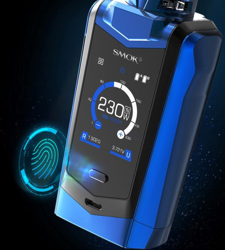 SMOK Species Kit 230W no fingerprint identification