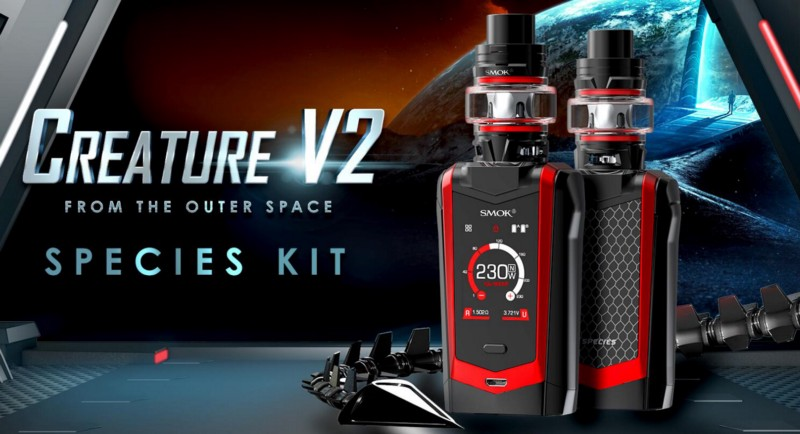 SMOK Species Kit review