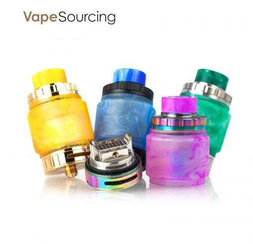 Vandy Vape Triple V2 RTA In Stock review