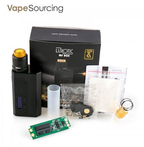 luxotic mf box kit for sale