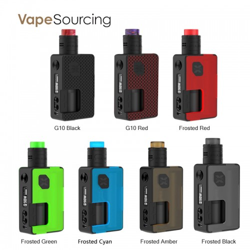 vandy vape pulse x squonk kit review