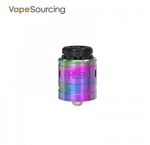 Vandy Vape Phobia V2 BF RDA 24mm review