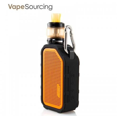 wismec vape start kit review